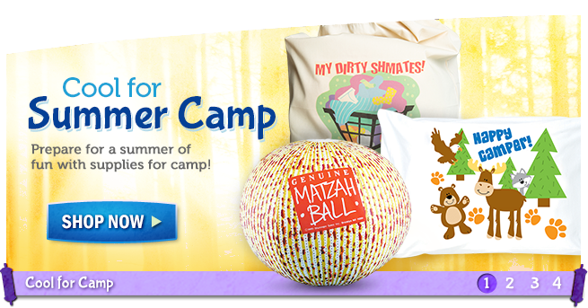 Cool for Summer Camp